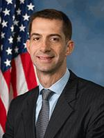 Senator Tom Cotton, Arizona (Rep)